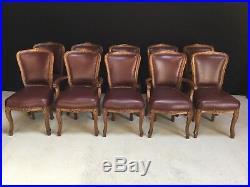 8ft English Oak Regency Style Dining Table Professionally French Polished