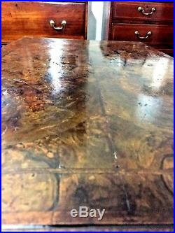 Antique 19th Century Victorian Walnut Table Shipping Available
