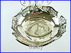Antique English Silver Plate Epergne Centerpiece